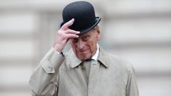 Prince Philip: Consorting with