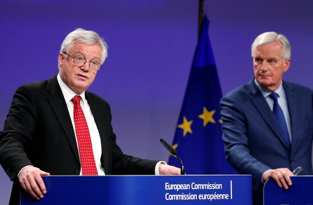 These Are NOT Brexit Negotiations - Because The EU Can't