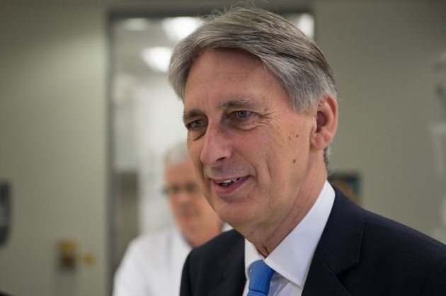 Chancellor Philip Hammond may announce Universal Credit changes in next week's autumn