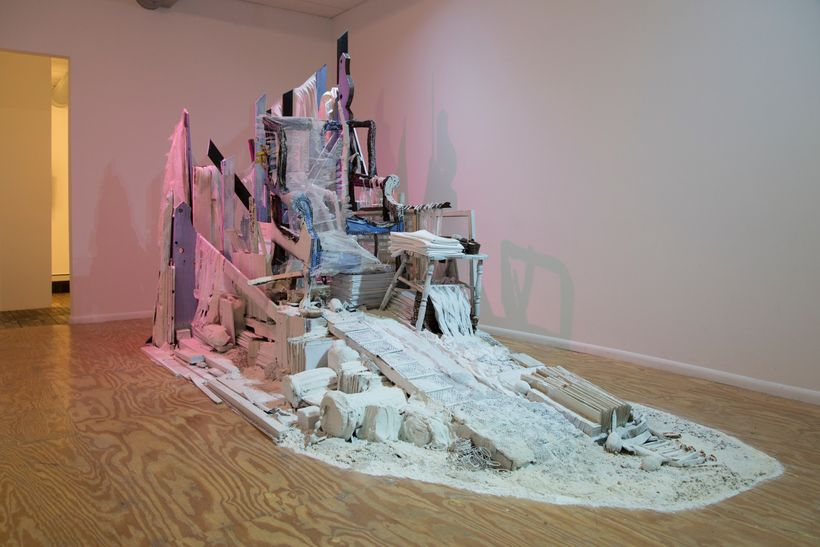 Installation view, <em>Collective</em>