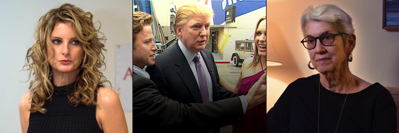 In Post-Weinstein Era, Trump Sexual Assault Accusers Wonder What It Will Take