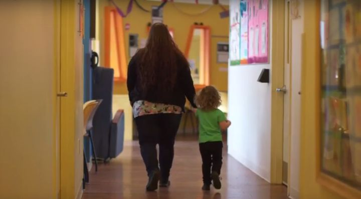 Alyssa Fernandez and her daughter have overcome homelessness.