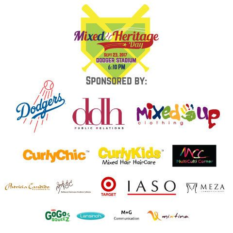 Mixed Heritage Day Sponsors