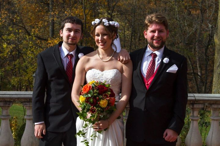 <i>From&nbsp;left to right:&nbsp;</i>Shawn,&nbsp;Hope and Paul.