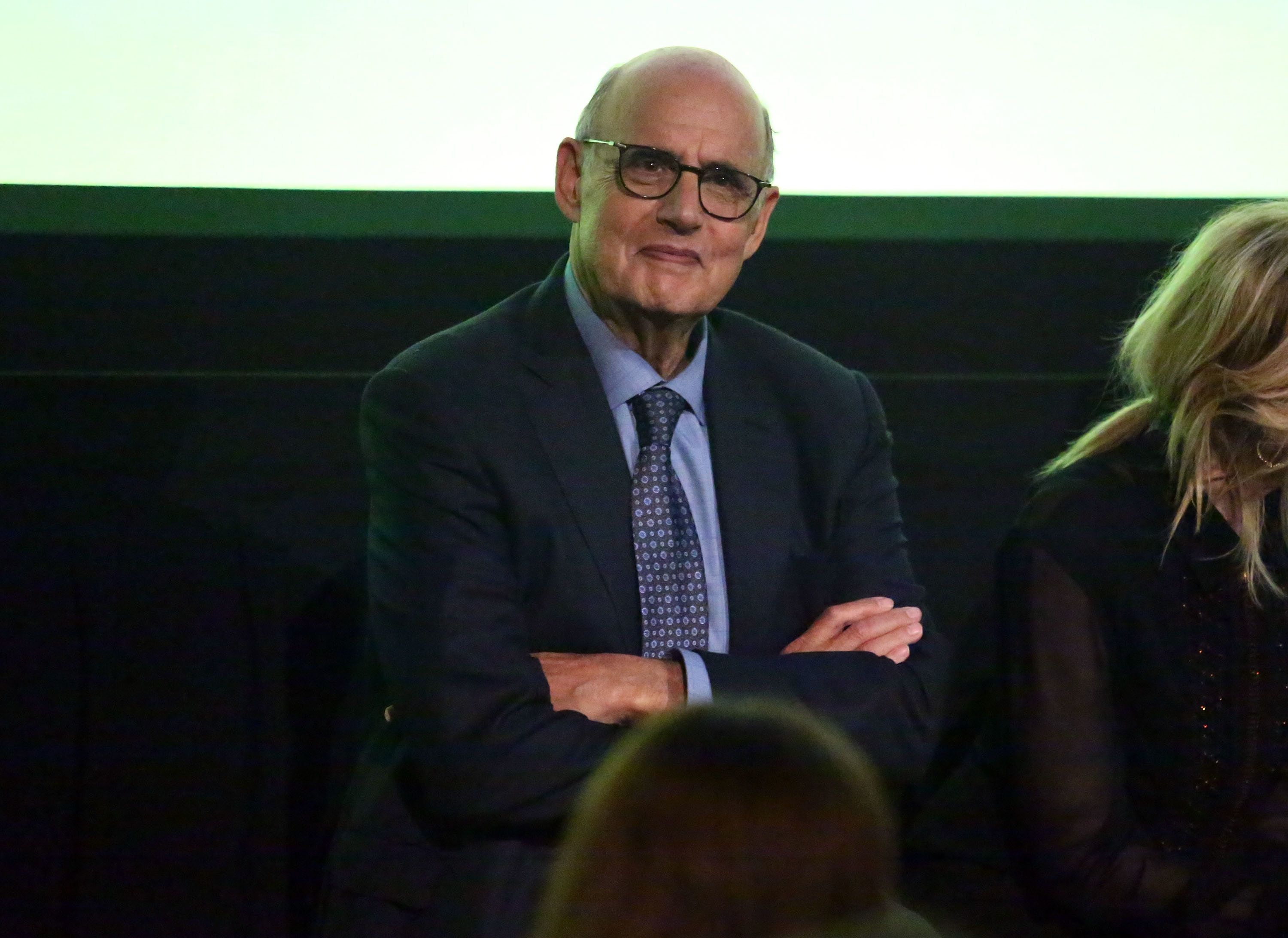 NEW YORK, NY - SEPTEMBER 14: Actor Jeffrey Tambor attends a screening event for members of the Screen Actors Guild in New York for the Amazon Prime series 'Transparent' on September 14, 2017 in New York City.  (Photo by Astrid Stawiarz/Getty Images for Amazon Studios)