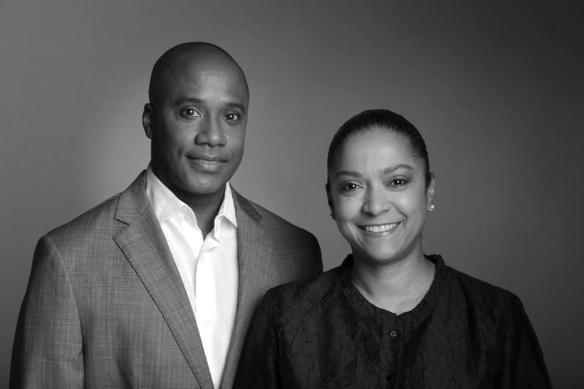 Tracy Inman and Melanie Person, The Co-Artistic Directors of The Ailey School