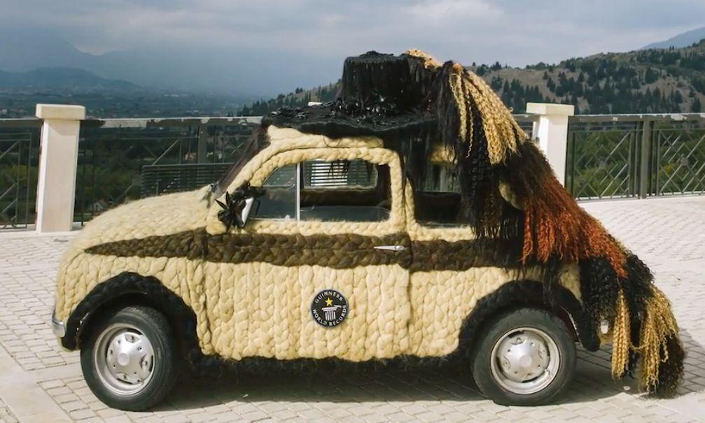 An Italian Stylist Builds A Hair-Raising Automobile