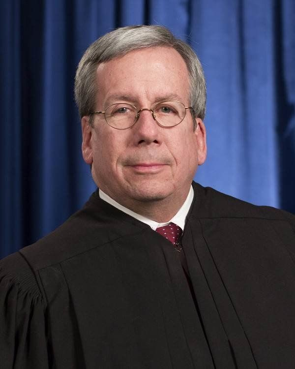 Ohio Supreme Court Justice said hes taking a stand for heterosexual men everywhere