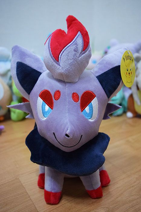 "<strong>A Zorua plush that is likely ripped off the </strong><a rel=""nofollow"" href=""https://www.play-asia.com/pokemon-all-st"
