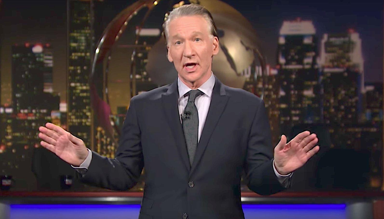 Bill Maher: Don't Put Al Franken In With Roy Moore, Kevin Spacey Or Donald Trump