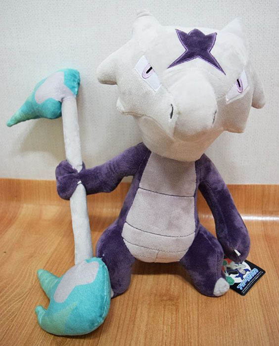 <strong>Close, but not quite – a factory reject Alolan Marowak</strong>