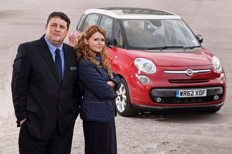 Peter Kay Has Some News That Will Delight 'Car Share'