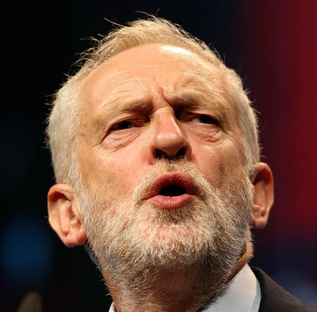 Jeremy Corbyn has congratulated Richard Leonard on his