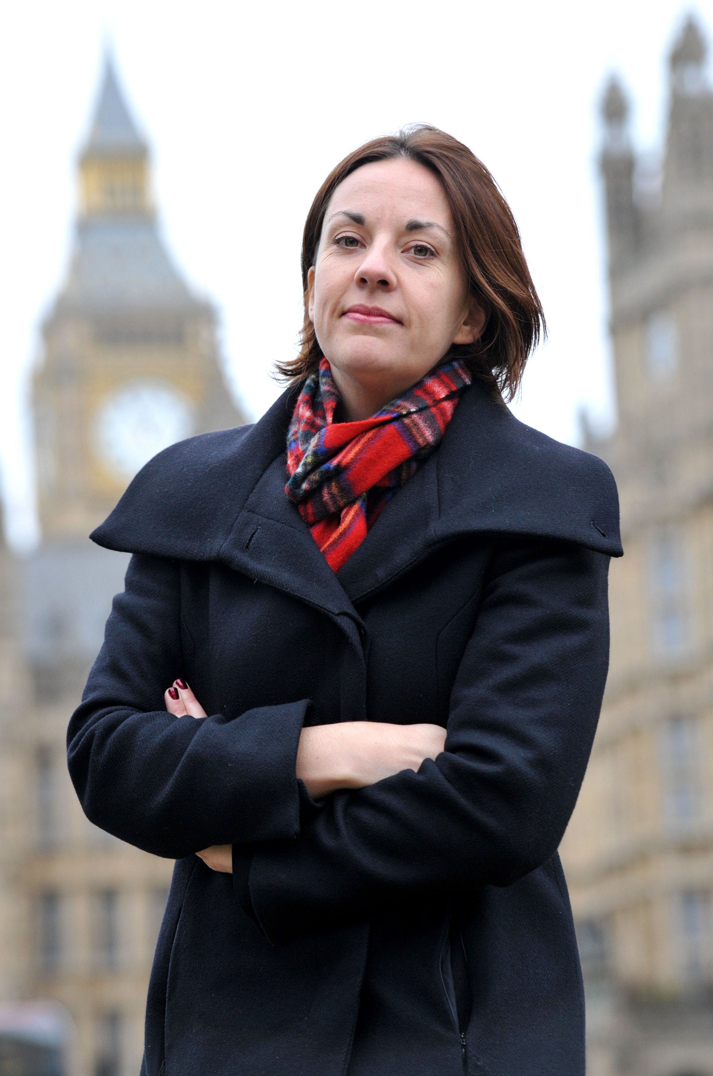Kezia has taken leave from the Scottish Labour