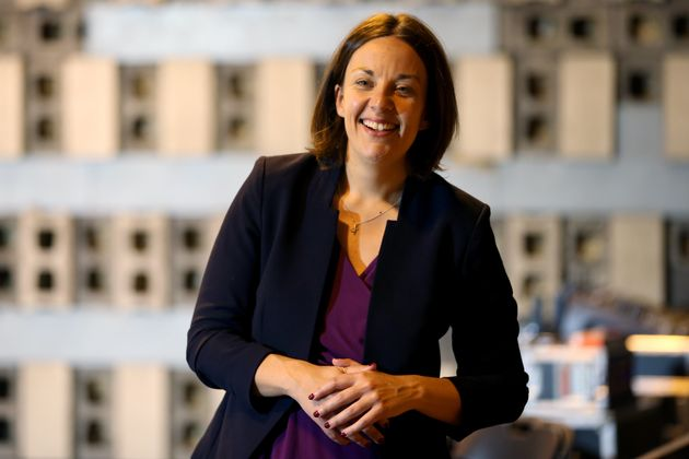 FormerScottish Labour leader Kezia Dugdale is rumoured to be heading into the I'm A Celeb