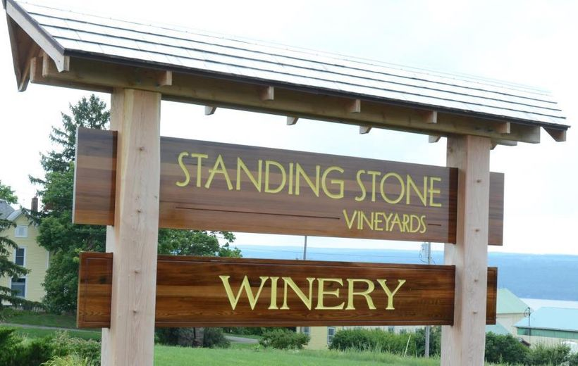 Standing Stone Vineyards