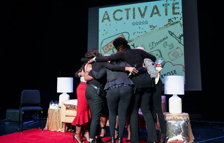 """<p><strong>The """"A"""" Team</strong></p><p><strong>Courtesy of Activate2K17 Conference</strong></p>"""