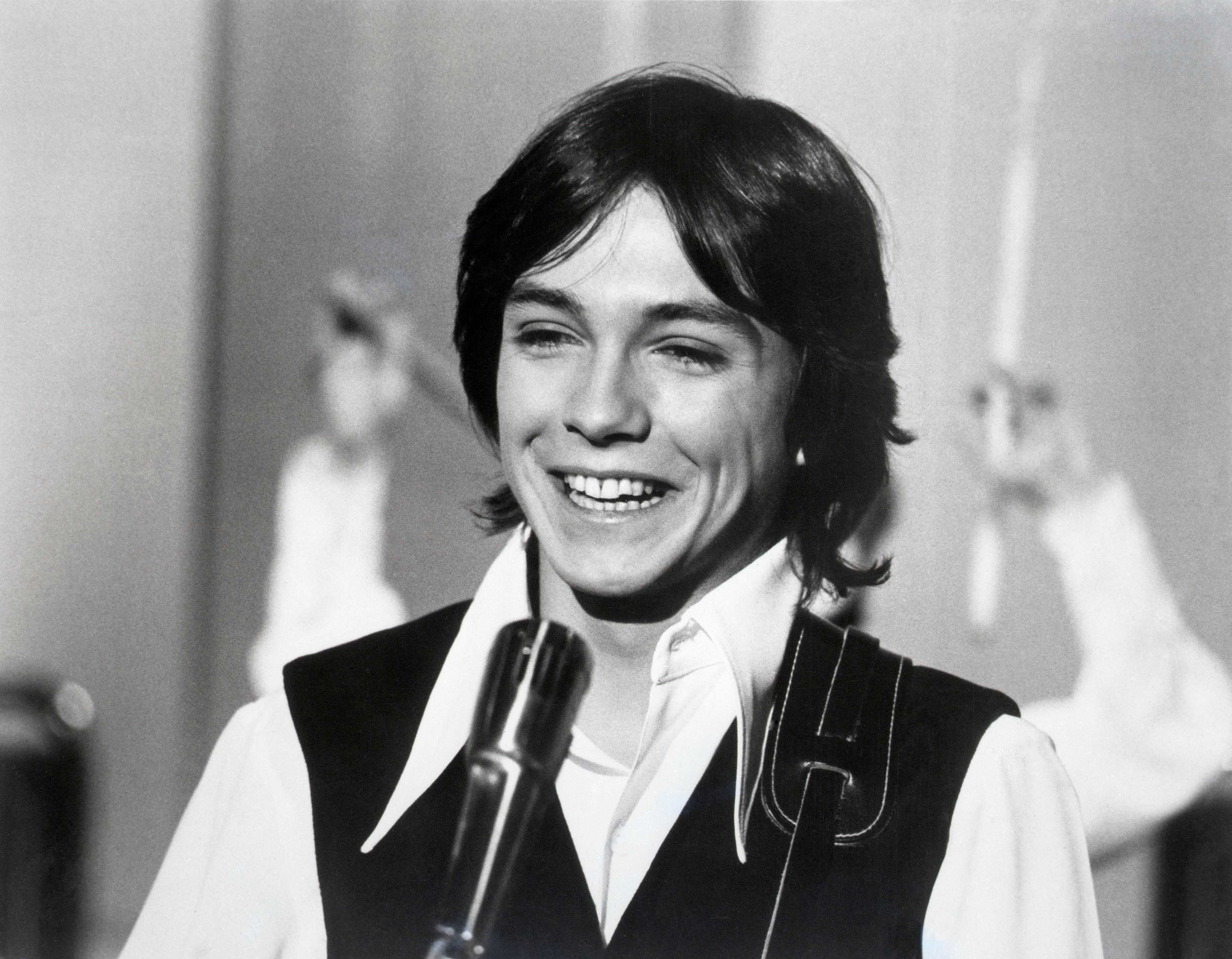 David Cassidy: Partridge Family star dies aged 67