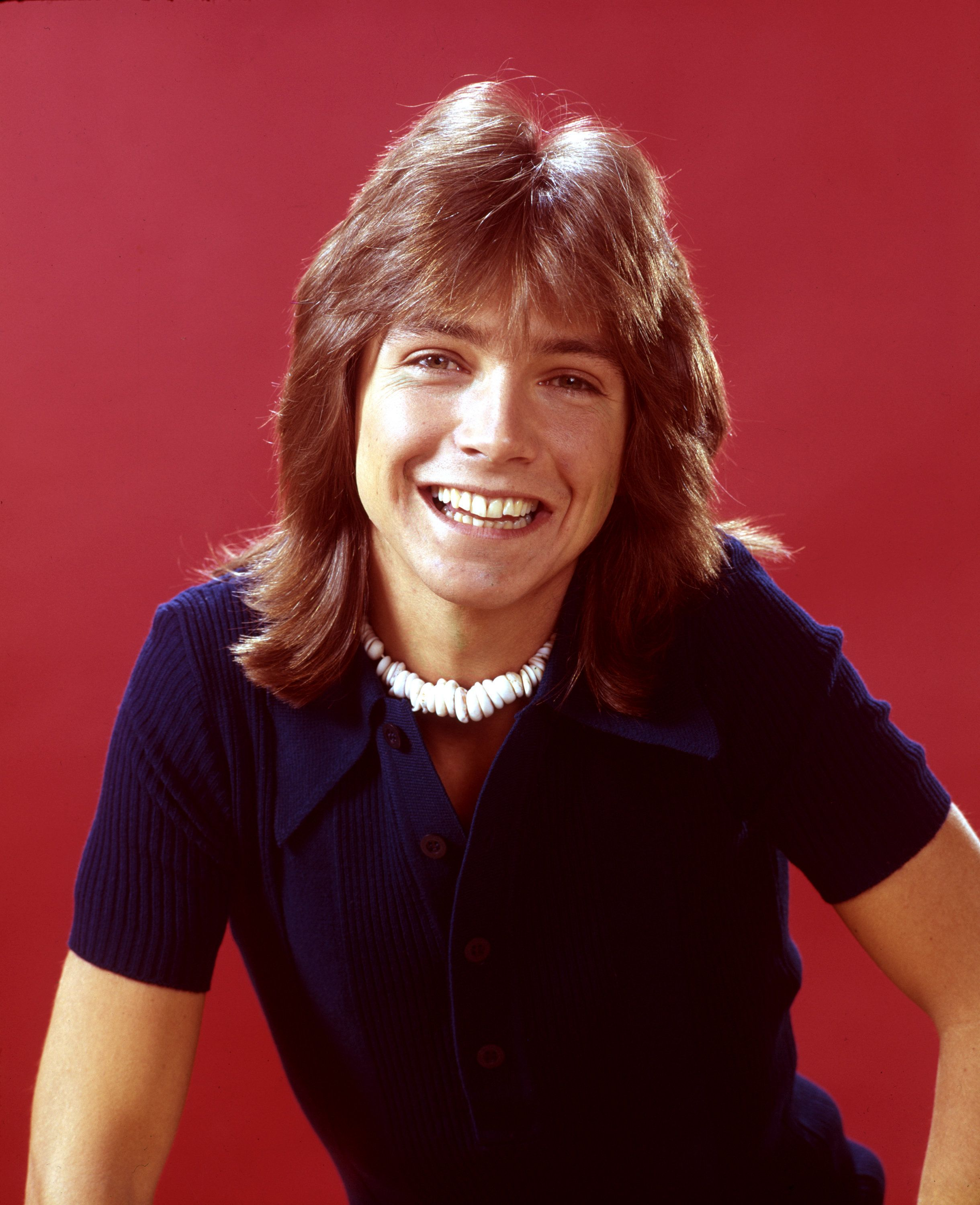 UNITED STATES - MAY 22:  THE PARTRIDGE FAMILY - gallery - Season Two - 5/22/72, David Cassidy (Keith),  (Photo by ABC Photo Archives/ABC via Getty Images)