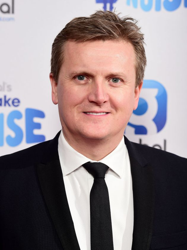 Aled Jones is being investigated over a sexual harassment