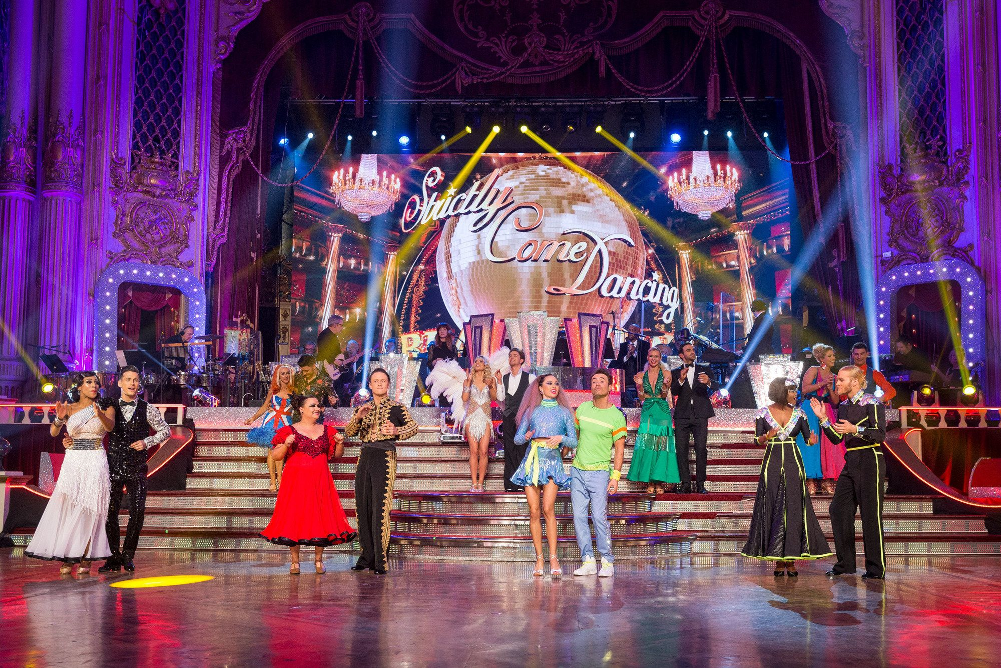 Another Contestant Leaves 'Strictly Come Dancing' After Shock Blackpool