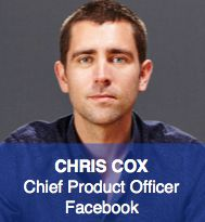 Chris Cox, Chief Product Offficer, Facebook was the keynote speaker for SMW Lagos 2017
