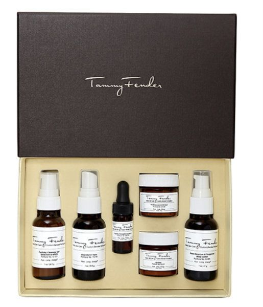 "At-Home Facial Treatment Kit - Purifying from <a rel=""nofollow"" href=""http://store.tammyfender.com/at-home-facial-treatment-k"