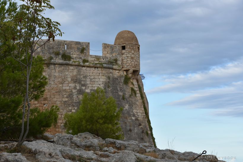 Fortress of Rethymno.