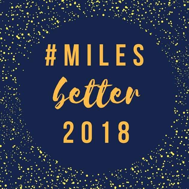 Jackie Scully's #Milesbetter2018