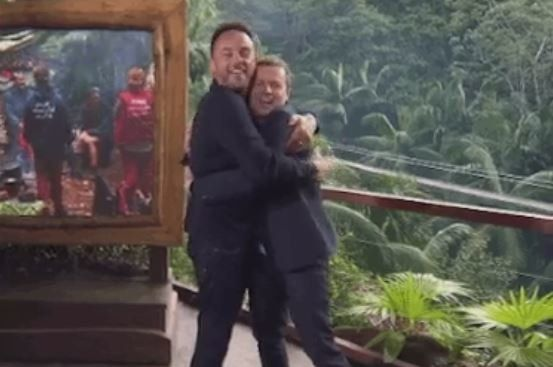 Ant And Dec Tackle Subject Of Ant's Rehab Stint In Perfect Fashion As They Reunite On 'I'm A Celebrity'