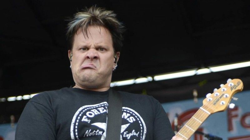 Bowling to Earn, Or Bowling on Behalf? Bowling For Soup\'s Jaret ...
