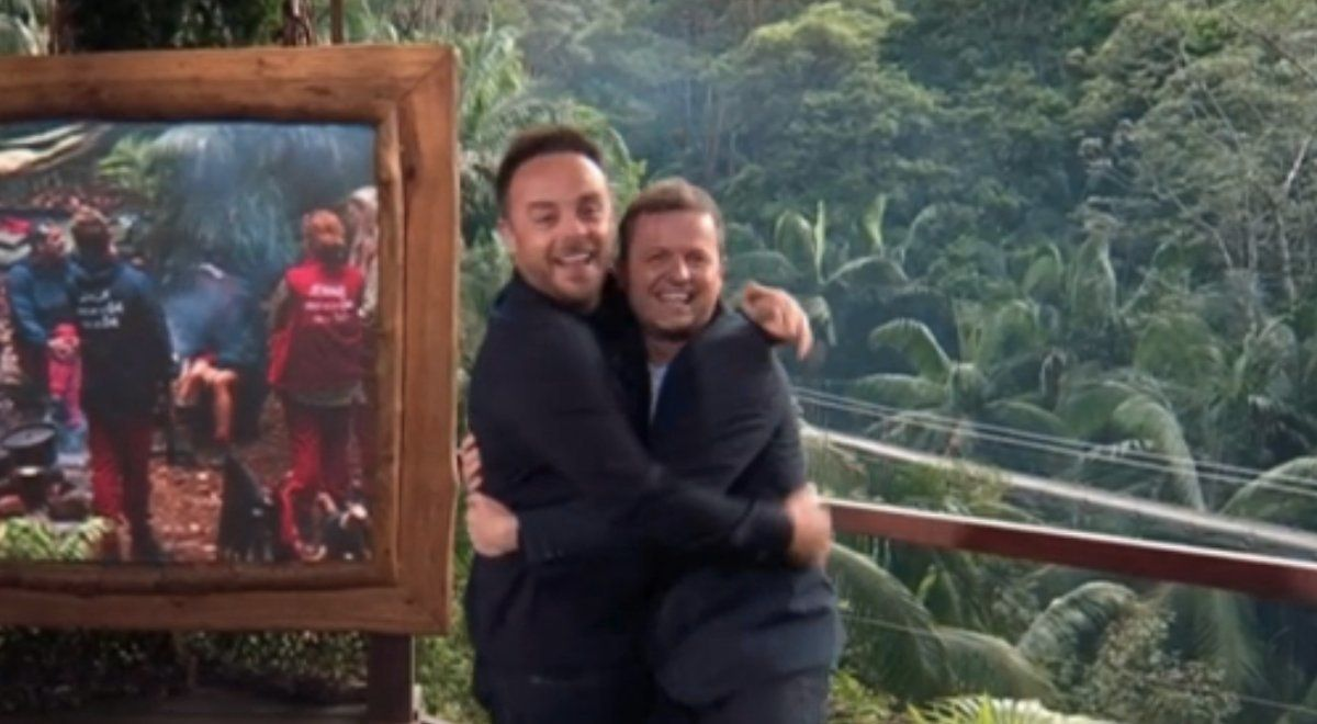 <strong>Ant made a spectacular return to TV</strong>