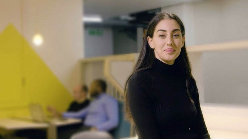 <strong>Gabriela Hersham</strong>, Founder &amp; CEO, Huckletree