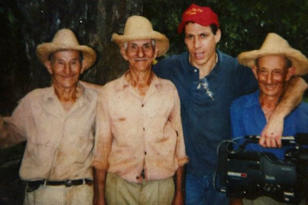 The Borrego brothers and Jon Alpert in the 1990s