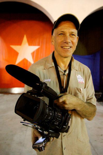 Filmmaker Jon Alpert