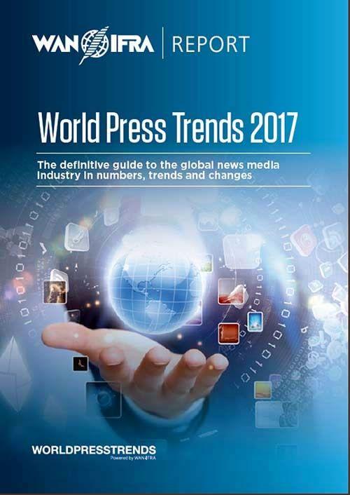 <em>Screen shot of World Press Trends 2017 </em>