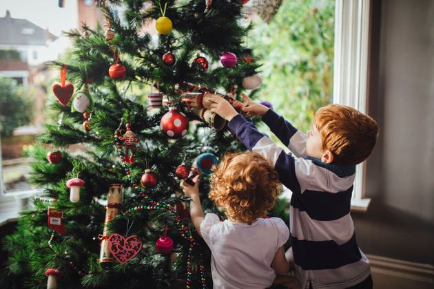 When should you put Christmas decorations up?