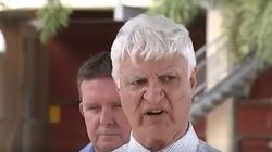 Australian MP Bob Katter Turns Question On Same-Sex Marriage Into Bizarre Crocodile