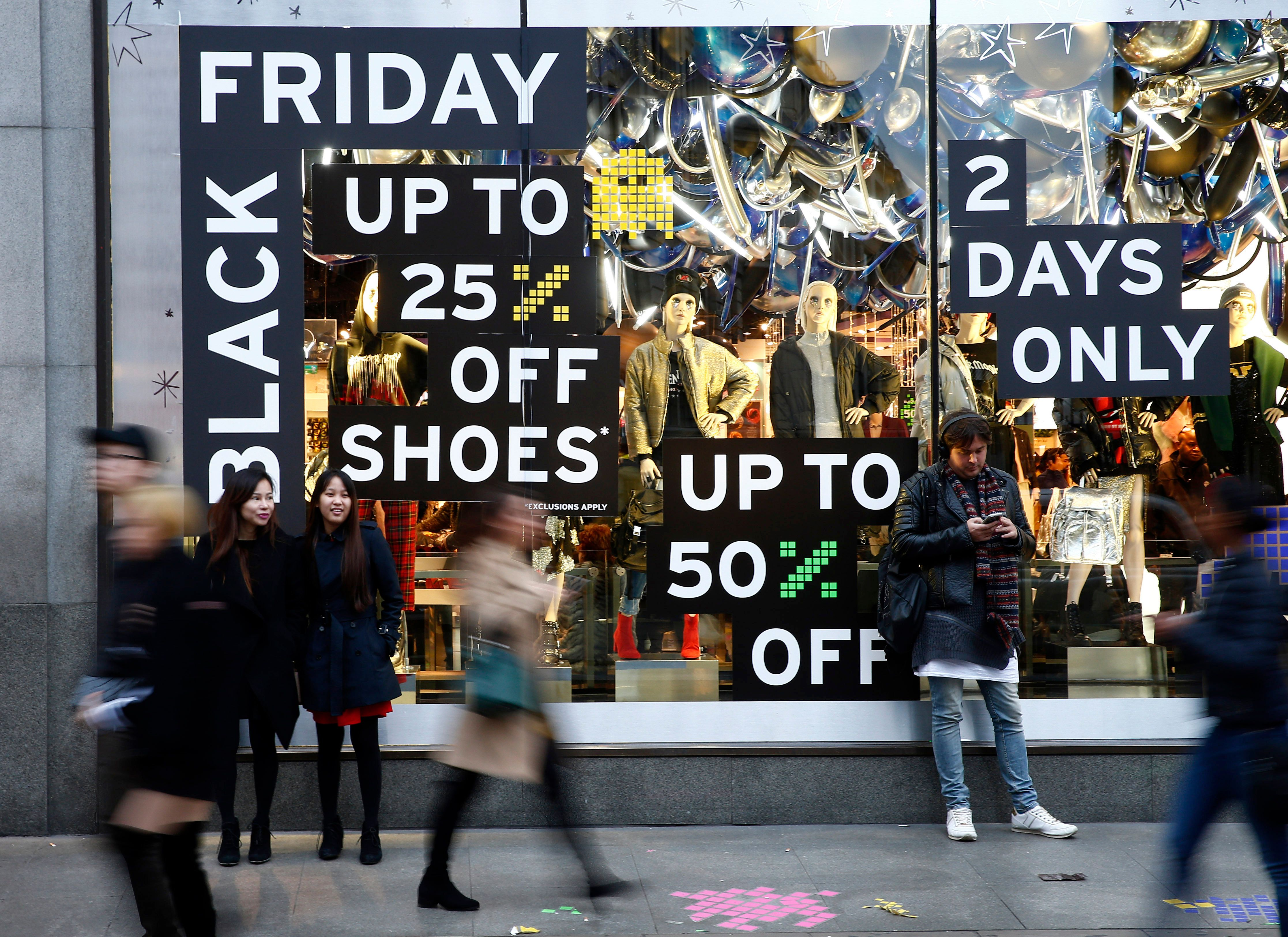 That Black Friday Bargain You've Been Eyeing Up Might Not Be A Bargain At