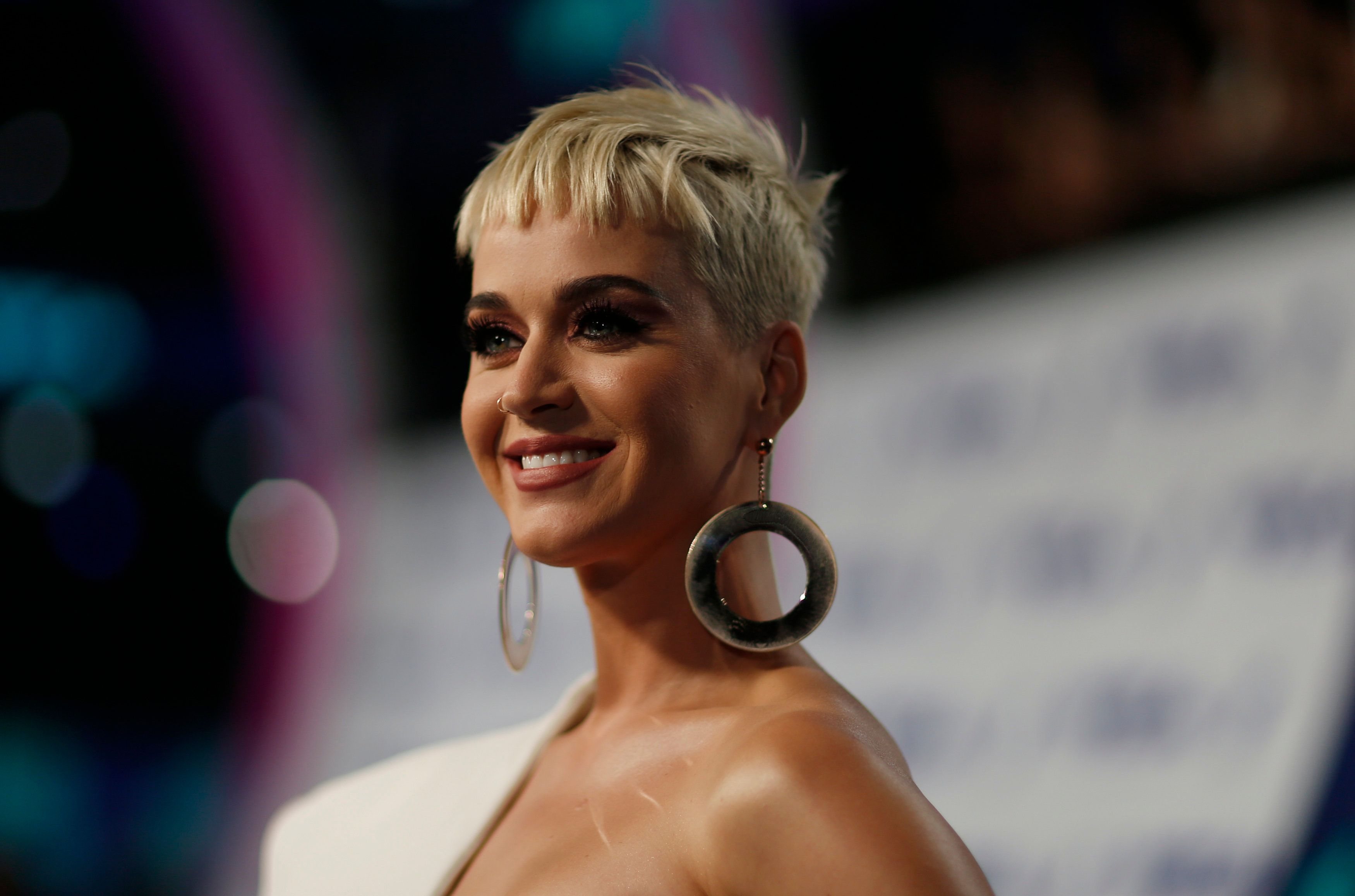2017 MTV Video Music Awards – Arrivals – Inglewood, California, U.S., 27/08/2017 - Singer Katy Perry. REUTERS/Mario Anzuoni