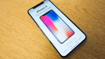 SYDNEY, AUSTRALIA - NOVEMBER 03:  The new product for the Australian release of the iPhone X at Apple Store on November 3, 2017 in Sydney, Australia. Apple's latest iPhone features face recognition technology, a large 5.8-inch edge-to-edge high resolution OLED display and better front and back cameras with optical image stabilisation.  (Photo by James D. Morgan/Getty Images)
