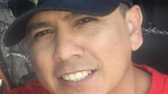 US Border Patrol Agent Rogelio Martinez 36 was killed in the line of duty on Sunday authorities said