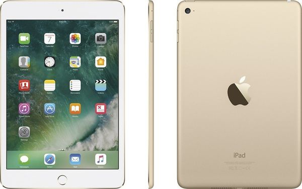 "Regularly: $399.99<br><a href=""https://www.bestbuy.com/site/apple-ipad-mini-4-wi-fi-128gb-gold/4265802.p?skuId=4265802"" targe"