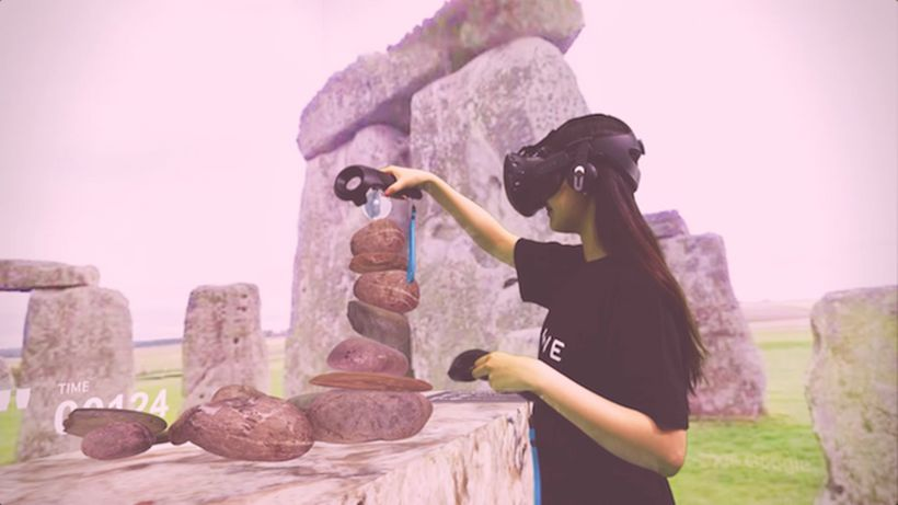 Occupational therapy may be one of VR's most vivid usecases.