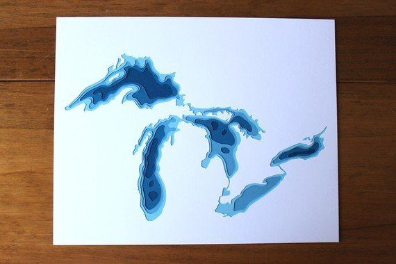 """Get it <a href=""""https://www.etsy.com/listing/65455246/the-great-lakes-original-8-x-10-papercut?ref=shop_home_active_8"""" target"""