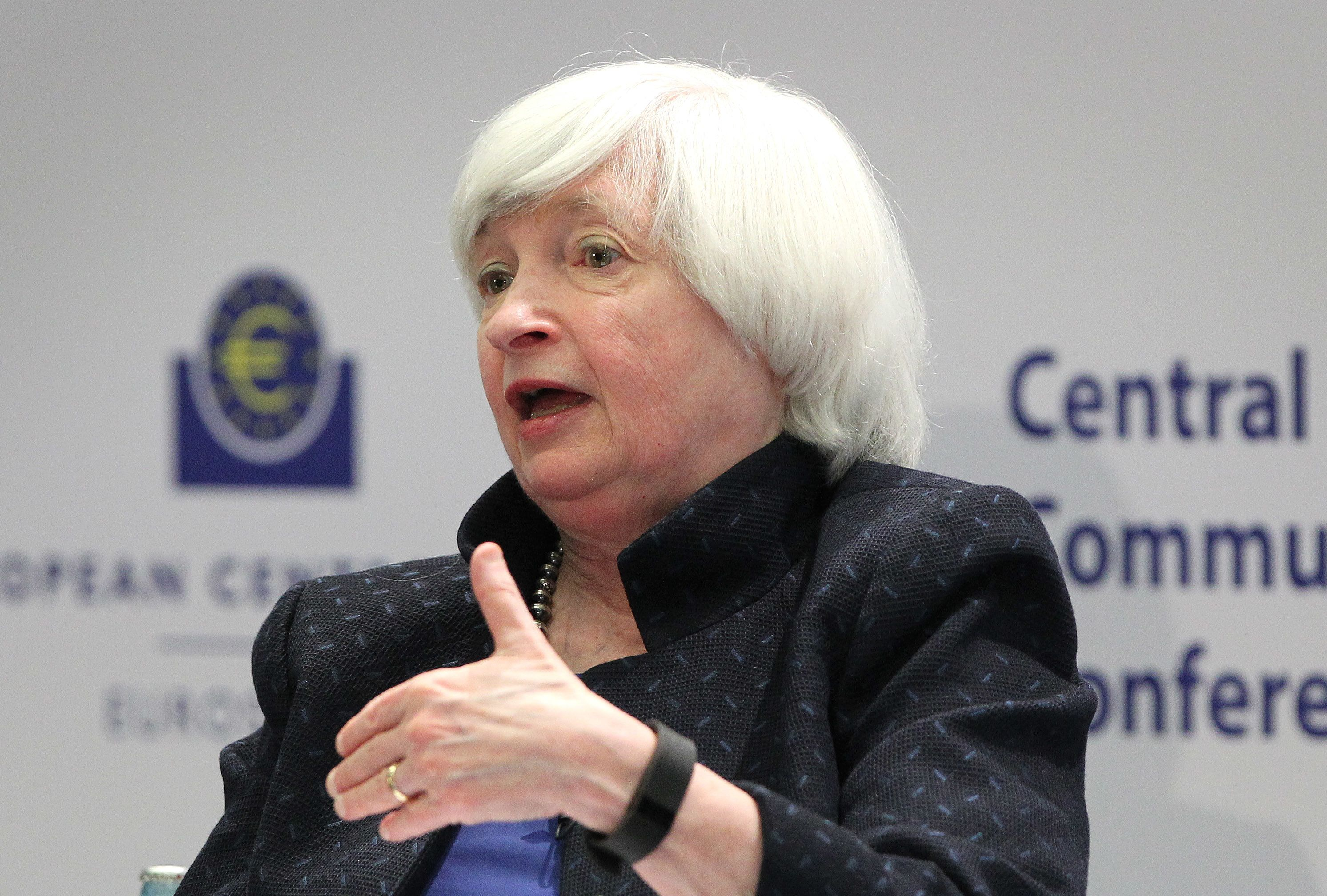 Janet Yellen Will Leave the Federal Reserve Board