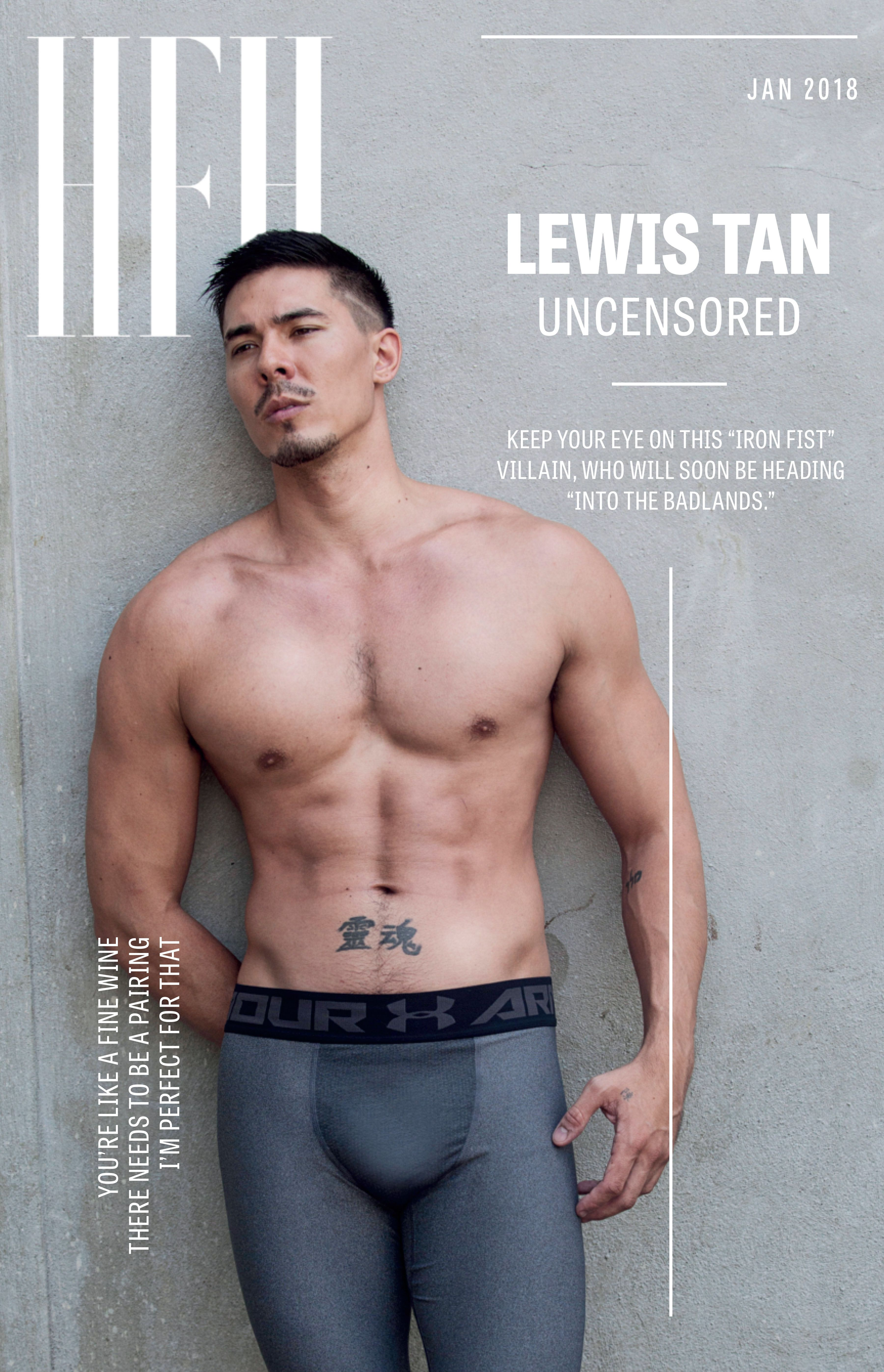 This Calendar Destroys Stereotypes About 'Undesirable' Asian