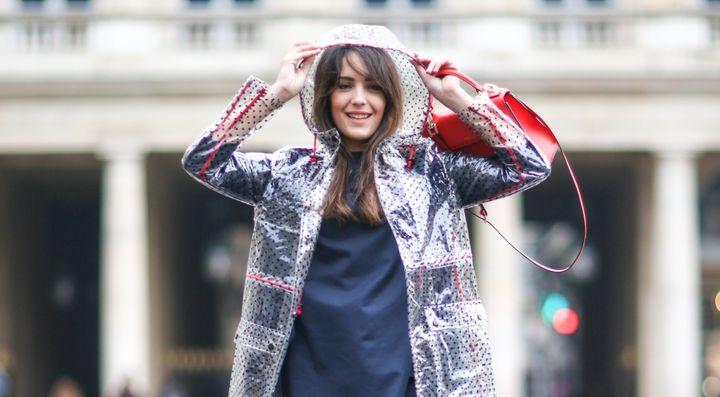 A good raincoat is a wardrobe staple. Trust us.