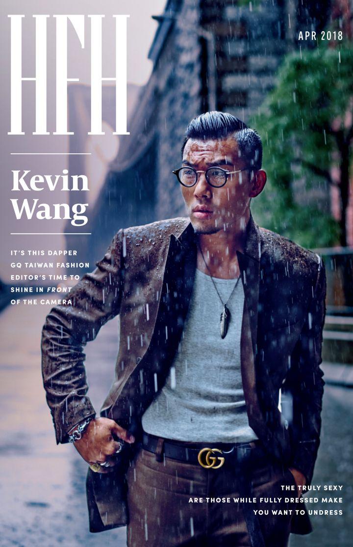 Kevin Wang.