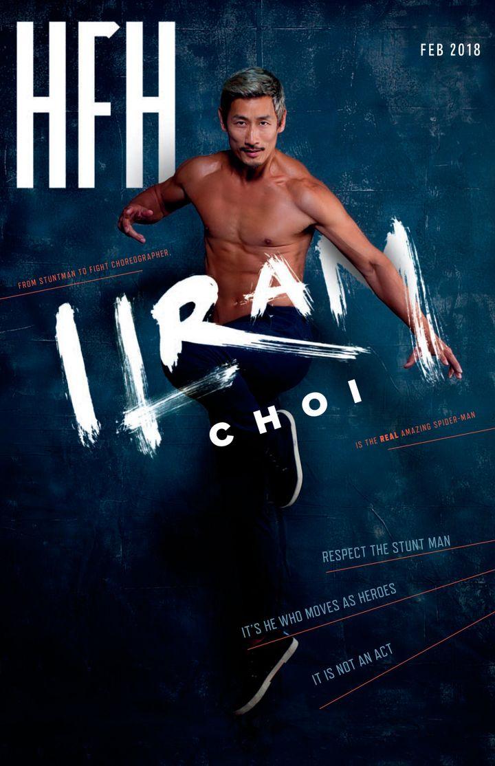 Ilram Choi.